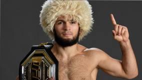 Хабиб Нурмагомедов вернулся в Дагестан после боя с Гэтжи в UFC