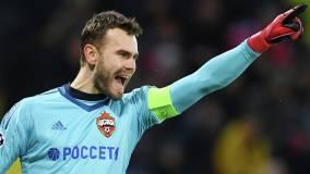 Акинфеев считает, что в ЦСКА только один сильный футболист