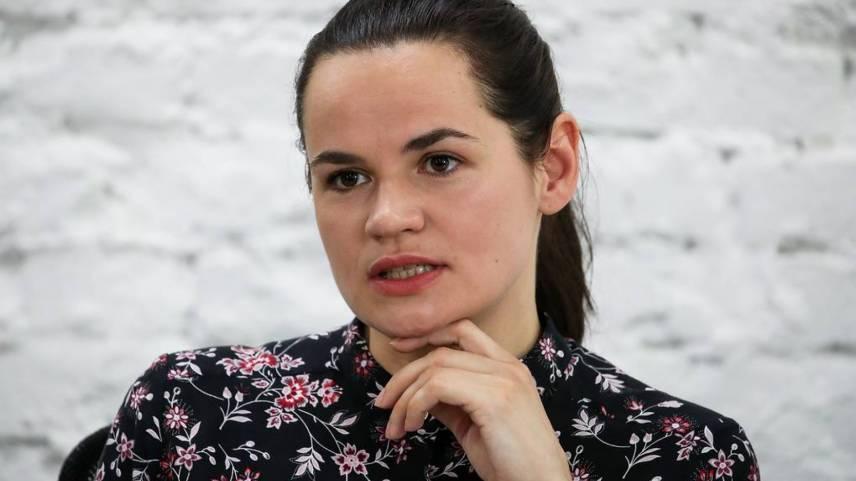 Тихановская потребовала от властей выполнить условия оппозиции в течение двух недель