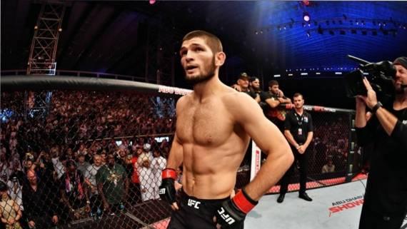 Во вторник я должен стать номер один p4p, — Хабиб Нурмагомедов о цели на турнире UFC 254