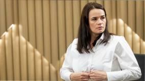 МВД России включило Тихановскую в базу разыскиваемых лиц