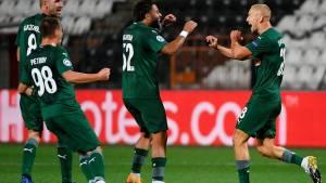 «Краснодар» победил ПАОК и пробился в групповой этап Лиги чемпионов