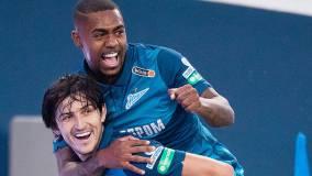 Азмун и Малком пропустят игру «Зенита» против «Боруссии» в Лиге чемпионов