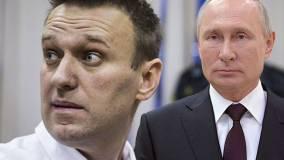 Навальный призвал Европу ввести санкции против окружения Путина