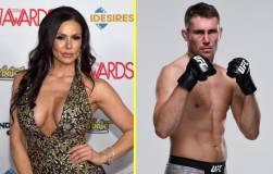Порноактриса предложила бойцу UFC деньги за право стать секундантом