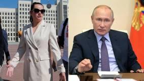 Лидер белорусской оппозиции хочет поговорить с президентом России