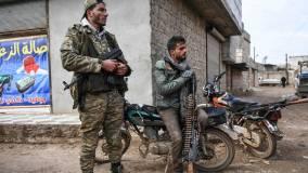 Источник заявил о 93 погибших сирийских наемниках в Карабахе