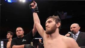 Нурмагомедов нокаутировал своего соперника в UFC за 51 секунду