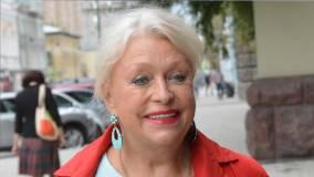 Вчера: Вдове актера Караченцова понравилась идея о пенсии в 150 тысяч рублей