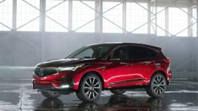 Acura показала салон кроссовера MDX нового поколения