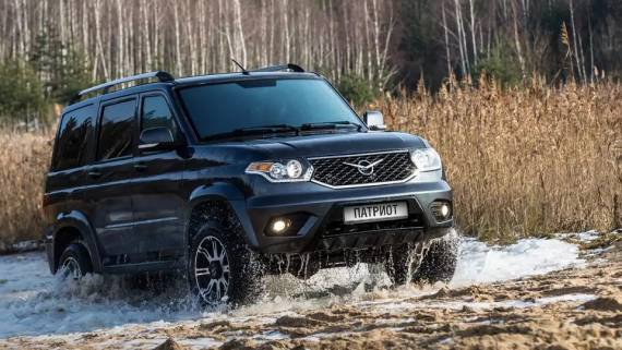 УАЗ возглавил рейтинг самых быстро ржавеющих автомобилей