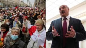 Лукашенко назвал протестующих продажными «мордоворотами»