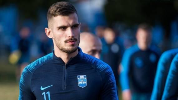 «Сочи» объявил о переходе хорватского форварда Дуганджича