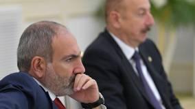 В Баку заявили, что Пашинян запросил у Алиева мира на условиях Азербайджана
