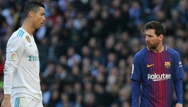Месси и Роналду впервые встретятся на групповом этапе Лиги чемпионов