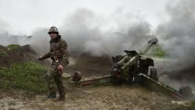 Армянские военные оставили часть позиций в Нагорном Карабахе