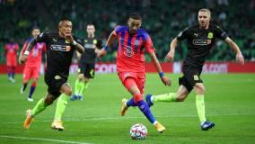«Краснодар» проиграл «Челси» в матче Лиги чемпионов