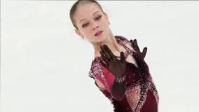 Фигуристка Трусова выиграла второй этап Кубка России