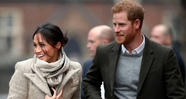 Принц Гарри и Меган Маркл решили провести Рождество в Британии