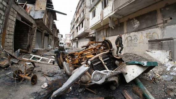 Минобороны РФ сообщает об участии в стабилизации обстановки в Нагорном Карабахе