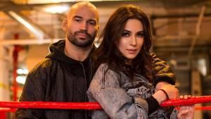 Боец ММА Лобов снялся в одном клипе с российской певицей Зарой