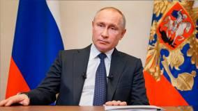 Путин сообщил об обострении проблемы безработицы в России