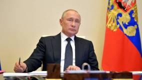 Путин исключил запуск общенационального локдауна в России