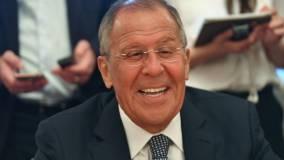 Лавров процитировал песню Слепакова после вопроса о США