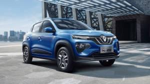 Renault готовит новый бюджетный кроссовер на электротяге