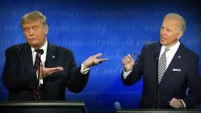 Трамп сравнил интеллект Байдена и Путина