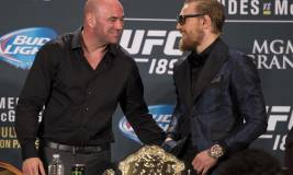 Глава UFC: Макгрегор пытается переключить внимание на себя, когда у нас большой бой