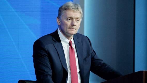 В Кремле назвали условия введения российских миротворцев в Карабах