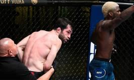 Дебютный бой Тимура Валиева в UFC признан несостоявшимся