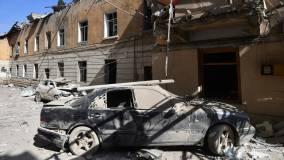 Минобороны Армении сообщило о продолжении артиллерийских боев в Карабахе