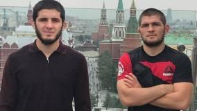 Хабиб потребовал от UFC соперника для Махачева