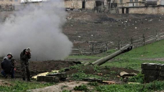 Минобороны Армении объявило об изменении характера боев в Карабахе