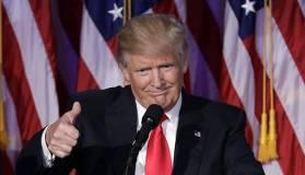 Трамп высмеял заявления о вмешательстве России в выборы в США