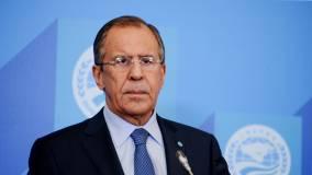 Лавров рассказал о разговоре с Путиным во время переговоров по Карабаху