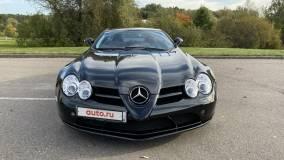 Выставлен на продажу самый дорогой Mercedes в России