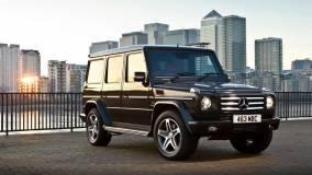 Компания Mercedes-Benz создаст отдельный бренд для G-Class