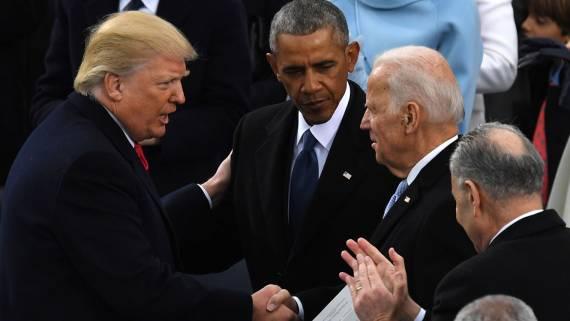 Второй раунд президентских дебатов Трампа и Байдена отменили в США