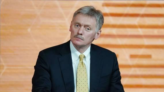 Песков назвал пандемию коронавируса беспрецедентным вызовом для России