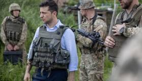 Зеленский готов уйти с поста президента, если не закончит войну в Донбассе