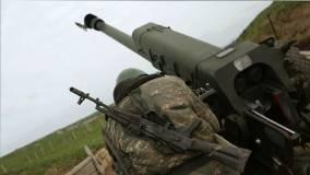 Лидер Нагорного Карабаха попросил Путина помочь с прекращением боев