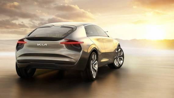 KIA перезапускает бренд с новым логотипом в начале 2021 года
