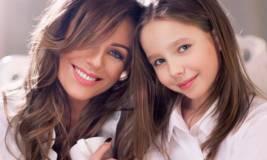 Вчера: 13-летняя дочь Юлии Началовой впервые выступила на ТВ
