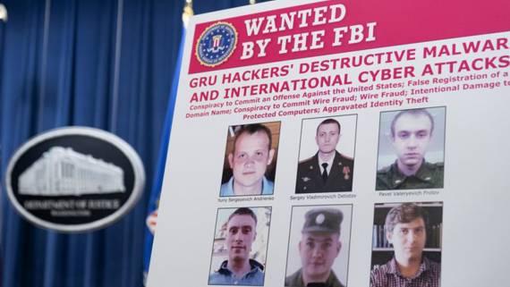 Великобритания и США обвинили Россию в попытке сорвать ОИ-2020 с помощью кибератак
