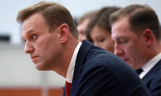 Le Monde заявила о девяти фигурантах санкций ЕС из-за Навального