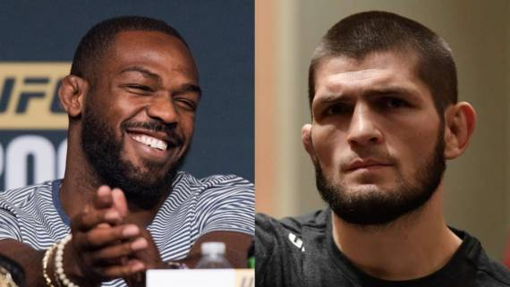 Джонс уступил Нурмагомедову первое место в общем рейтинге UFC