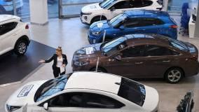 На российском рынке зафиксирован дефицит автомобилей